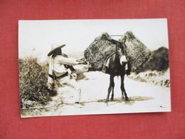 Mexico  RPPC Mexico   Carboneeo   Ref. 3081 - Mexique
