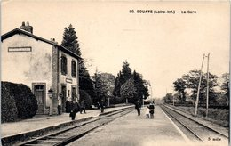44 - BOUAYE --  La Gare - Bouaye
