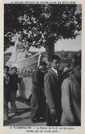 34)  PUISSERGUIER - Le Grand Retour De Notre Dame De Boulogne - La Statue De N.D De Boulogne Traînée Par Les Jeunes Gens - Andere Gemeenten