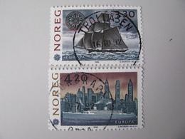 Norwegen  1096 - 1097  O - Norwegen