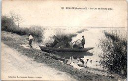 44 - BOUAYE -- Le Lac De Grand Lieu - Bouaye
