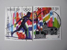 Norwegen  1105 - 1106  O - Norwegen