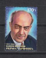 Armenia Armenien MNH** 2018 Actor Bakken Mi 1060 - Armenien