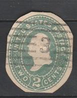 """Etats-Unis : Ancien Entier Postal """" Two Cents """" - Sonstige"""