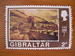 Gibraltar  Obl N° 245 - Gibraltar