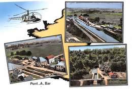 PONT-A-BAR - Vue D'Hélicoptère - France