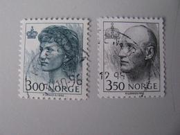 Norwegen  1116 - 1117  O - Norwegen