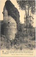 Chièvres NA19: La Tour De Gavre... - Chièvres