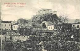 Pays Div -ref N645- Grece -greece - Village De Petra - Metelin  - Carte Bon Etat  - - Grecia