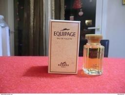 EQUIPAGE - EDT 10 ML De HERMES - Miniatures Hommes (avec Boite)