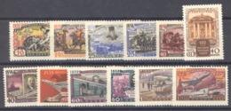 Russie  :  Yv  2077-88  * - 1923-1991 USSR
