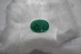 Smeraldo Ct. 15.00 Ovale - Certificato GGL - Smeraldo