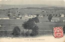 Suisse - La Cure Et Les Monts Jura En 1905 - VD Vaud