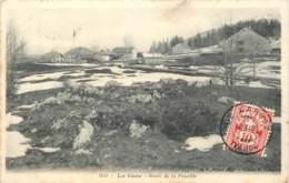 Suisse - La Cure - Route De La Faucille En 1905 - VD Vaud