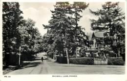 UK - Middlesex - Waxwell Lane - Pinner 1956 - Middlesex