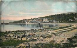 UK - Scotland - Ayrshire - Kilcreggan Bay In 1907 - Ayrshire