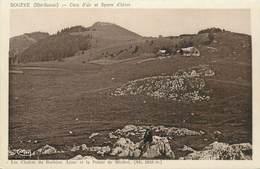 """CPA FRANCE 74 """"Bogève, Les Chalets Du Borbieu"""" - Autres Communes"""