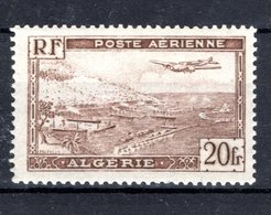 Algérie Poste Aèrienne 1946-47 N°4 Neuf Sans Charnière - Airmail