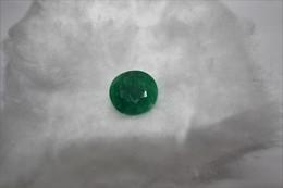 4300 - Smeraldo Ct. 7.80 - Rotondo - Certificato GGL - Smaragd
