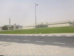 Qatar - Doha Clock Tower - Royal Palace - City Center Mosque - Qatar