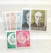 1936 MH Yugoslavia, Year Complete - 1931-1941 Kingdom Of Yugoslavia