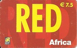 France: IDT Red Africa 12.07 - Frankreich