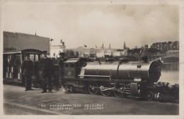 Transports - Chemins De Fer - Train Liliput - Anvers 1930 - Trains