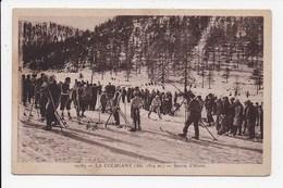 CPA 06 LA COLMIANE Sports D'hiver - Autres Communes