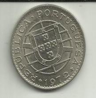 20 Escudos 1972 Moçambique - Mozambique