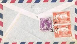 30555. Carta Aerea BURMA (Birmania) 1961 To England - Myanmar (Birmanie 1948-...)