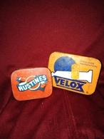 Lot De 2 Boites Velox Et Rustines - Boxes