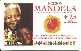 France: IDT Nelson Mandela 06.07 - Frankreich