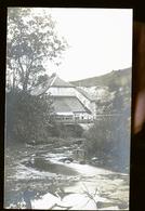 NOZEROY RARE CP PHOTO DU MOULIN       ENTRE  1898 ET 1900 - France