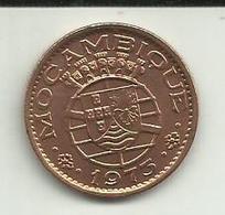 50 Centavos 1973 Moçambique - Mozambique