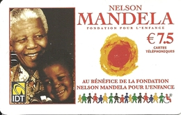 France: IDT Nelson Mandela 05.07 ICC - Frankreich