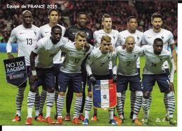 FOOTBALL - EQUIPE DE FRANCE 2015 - FRANCE DANEMARK - SAINT ETIENNE - Voetbal