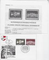 Zweite Republiek Austria - 1945-.... 2. Republik
