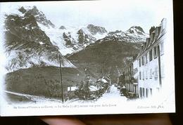 BOURG D OISANS           ENTRE  1898 ET 1900 - Bourg-d'Oisans