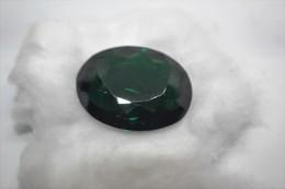 Smeraldo Ct. 99.40 - Ovale  - Certificato GGL - Emeraude