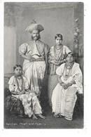 CEYLON  ( Sri Lanka )   Kandian Chief And Family  -  L 1- ## RARE ## - Sri Lanka (Ceylon)
