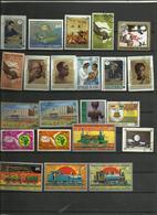 Lot No 3 De 22 Timbres De Guinée Années Diverses. - Timbres