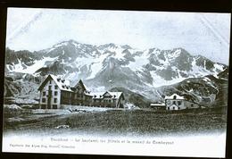 LE LAUTARET   1898 ET 1900 - Autres Communes