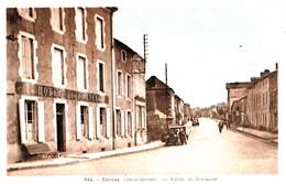 CERIZAY .  Route De Bressuire - Cerizay