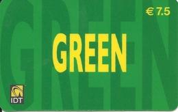 France: IDT Green 09.10 - Frankreich