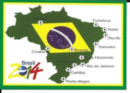 FOOTBALL - COUPE DU MONDE BRESIL 2014 - WORLD CUP BRAZIL 2014 - Football