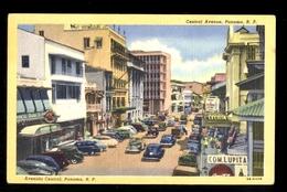 PANAMA - ANNI 50 - AVENIDA CENTRAL - Panama