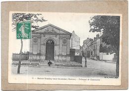 SAINT VALERY SUR SOMME - 80 -  Le Tribunal De Commerce -  DELC6** -- - Saint Valery Sur Somme