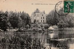 CERIZAY . Château De La ROche - Cerizay