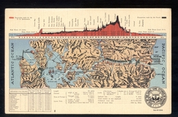 PANAMA - ANNI 50 - SEAL OF THE CANAL ZONE ISTHMUS OF PANAMA - Panama