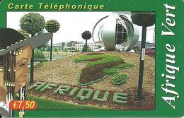 France: IDT Afrique Vert 10.07 - Frankreich